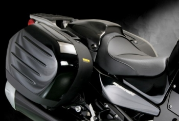Sargent Seats - Kawasaki Concours 08+ World Sport Seat on